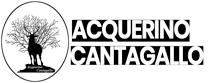Acquerino Cantagallo logo bianco