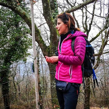 Eliana Serra guida ambientale escursionistica