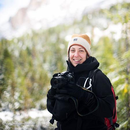 Francesca Risaliti guida ambientale escursionistica